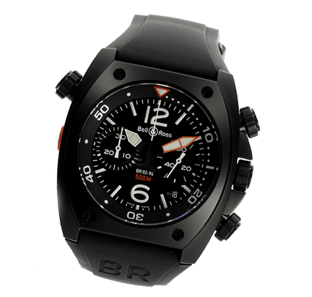 Buy or Sell Bell and Ross BR02-94 Chronograph
