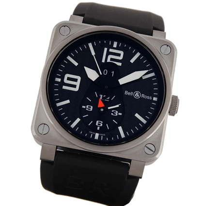 Bell and Ross BR03-51 GMT  Model for sale