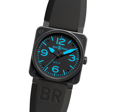 Bell and Ross BR03-92  Model for sale