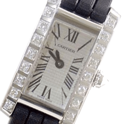 Cartier Lanieres Tank Allongee  Model for sale