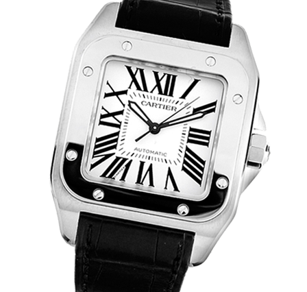 Sell Your Cartier Santos 100