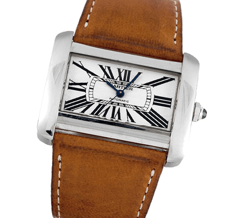 Sell Your Cartier Tank Divan