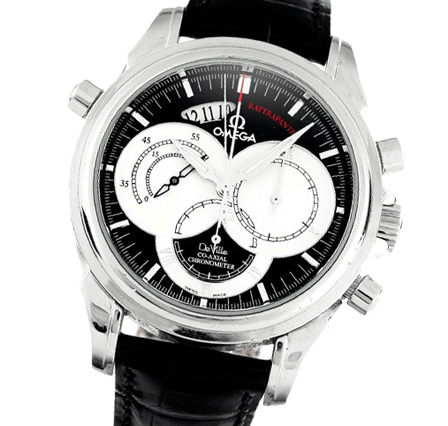 OMEGA De Ville Co-Axial Rattrapante  Model for sale