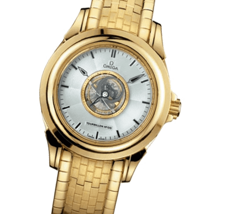 OMEGA De Ville Tourbillon  Model for sale