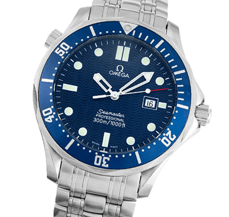 Sell Your OMEGA Seamaster 300m