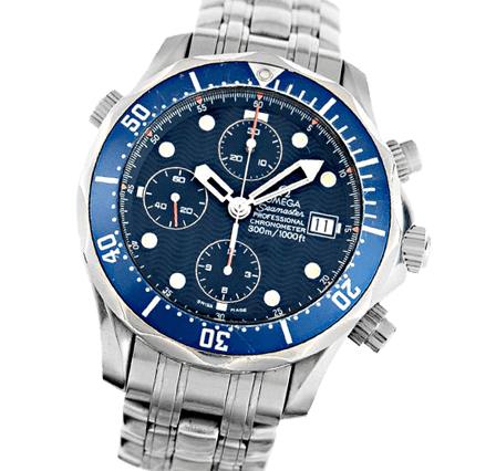 Sell Your OMEGA Seamaster Chrono Diver