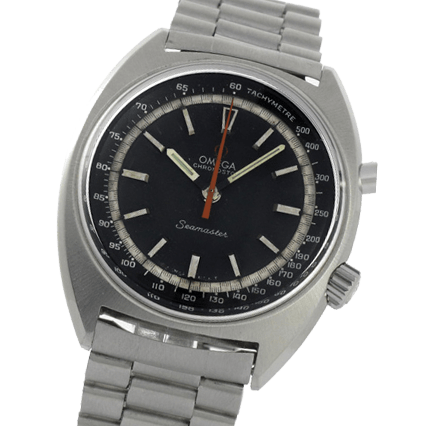 Sell Your OMEGA Seamaster Chronostop