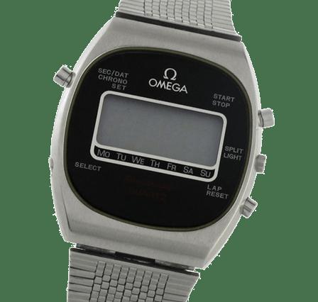 Sell Your OMEGA Speedmaster Quartz LCD