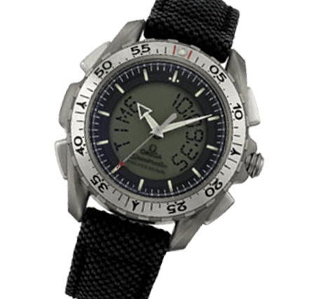Sell Your OMEGA Speedmaster X-33