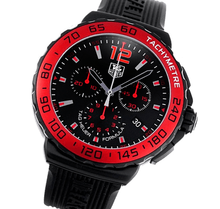 Pre Owned Tag Heuer Formula 1 Men s Watch  80c1305c8