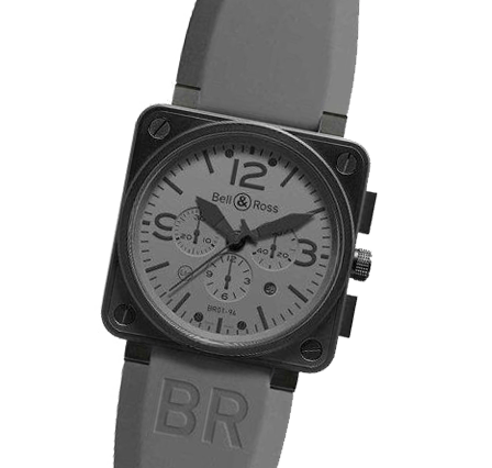 Bell and Ross BR01-94 Chronograph  Model for sale