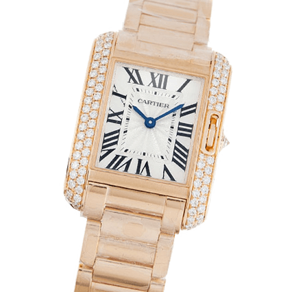 Sell Your Cartier Tank Anglaise