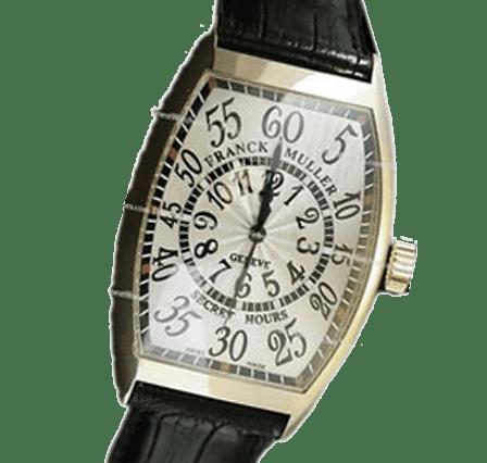 Sell Your Franck Muller Secret Hours