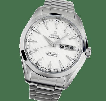 Buy or Sell OMEGA Seamaster Aqua Terra