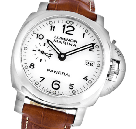 premium selection c9b38 46322 Sell Your Officine Panerai Luminor Marina PAM00523 for the ...