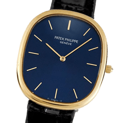Sell Your Patek Philippe Golden Ellipse 3738/100 Watches