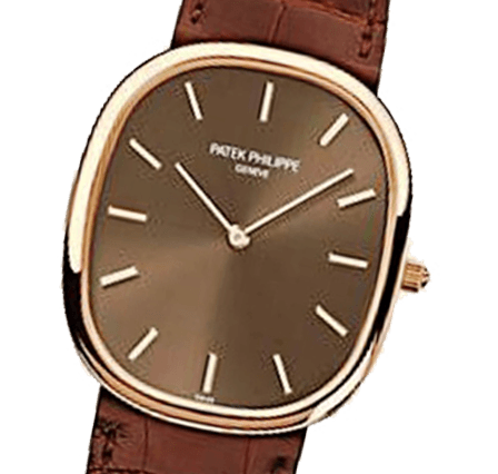 Sell Your Patek Philippe Golden Ellipse 3738/100R Watches