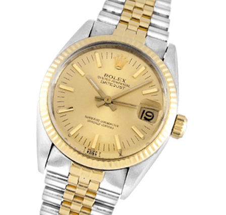 8fa0ea244f9 Sell Your Rolex Oyster Perpetual Date 6827 Steel Steel   Yellow Gold ...