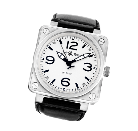 Sell Your Bell and Ross BR01-92 Steel Watches