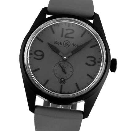 Bell and Ross Vintage 123 BRV123-Commando Watches for sale