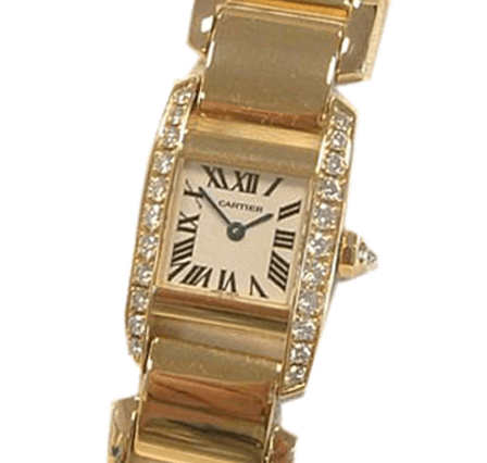 Cartier Tankissime WE70047H Watches for sale
