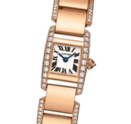 Cartier Tankissime WE7005MR Watches for sale