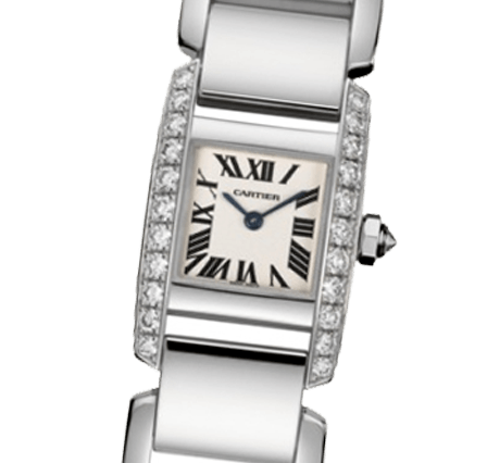 Cartier Tankissime WE70039H Watches for sale