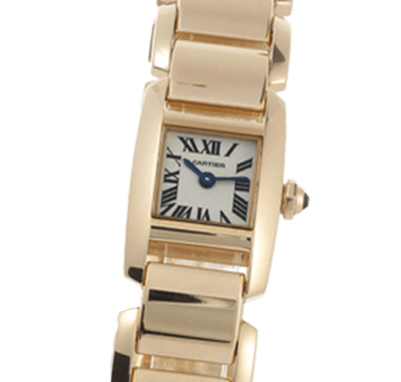 Sell Your Cartier Tankissime W650018H Watches