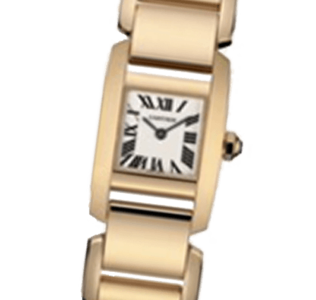 Cartier Tankissime W650048H Watches for sale