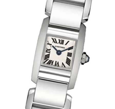 Cartier Tankissime W650029H Watches for sale