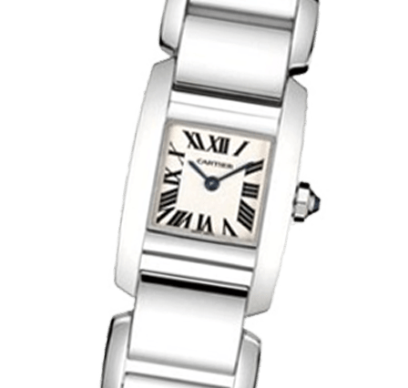 Cartier Tankissime W650059H Watches for sale