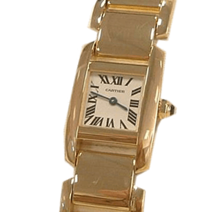 Cartier Tankissime W650067H Watches for sale