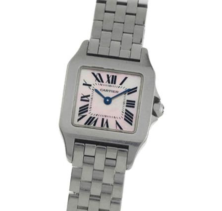 Sell Your Cartier Santos Demoiselle W25075Z5 Watches