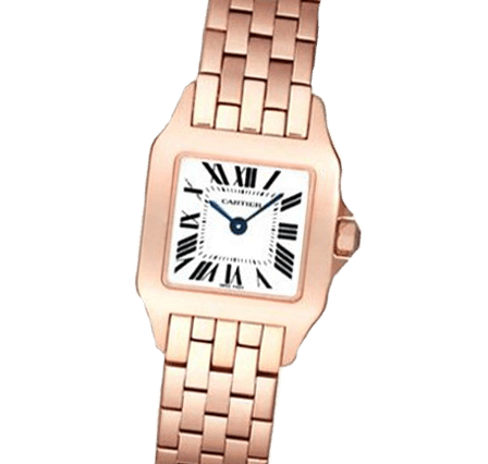 Sell Your Cartier Santos Demoiselle W25073X9 Watches