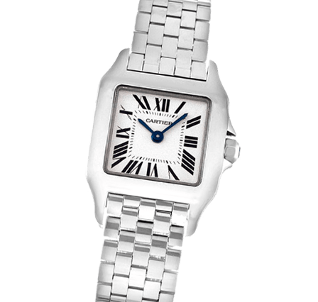 best website 76fac b7998 Sell Your Cartier Santos Demoiselle W25064Z5 for the Highest ...