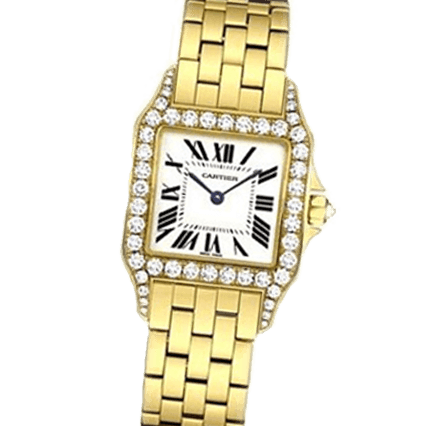 Buy or Sell Cartier Santos Demoiselle WF9002Y7