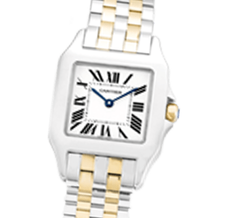 Sell Your Cartier Santos Demoiselle W25067Z6 Watches