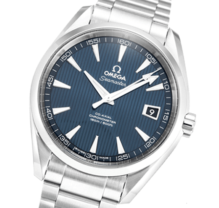779ed9b67da OMEGA Aqua Terra 150m Gents 231.10.39.21.03.001 Watch For Sale ...