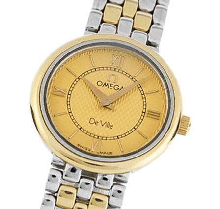 OMEGA De Ville Ladies 7374.11.00 Watches for sale