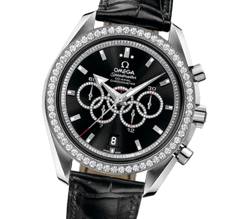 Sell Your OMEGA Olympic Speedmaster 321.58.44.52.51.001 Watches