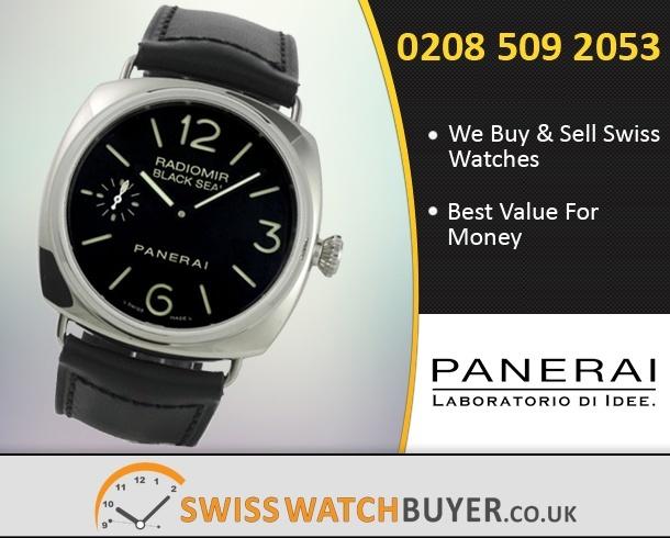 Value Officine Panerai Radiomir Manual Watches