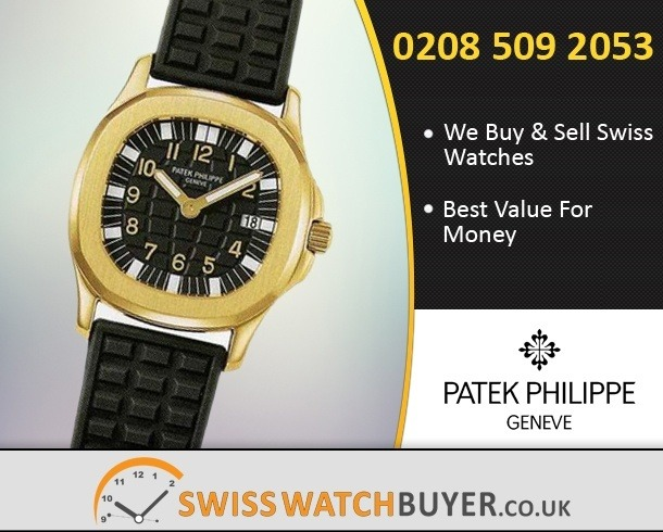 Buy or Sell Patek Philippe Aquanaut Watches