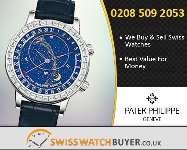 Sell Your Patek Philippe Celestial Watches
