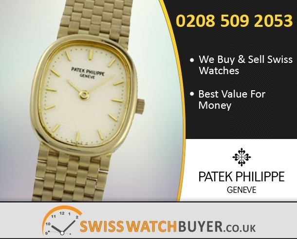 Sell Your Patek Philippe Golden Ellipse Watches