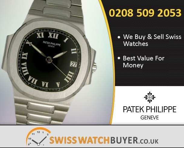 Sell My Patek Philippe Nautilus For Cash Or Trade In Swiss Watch
