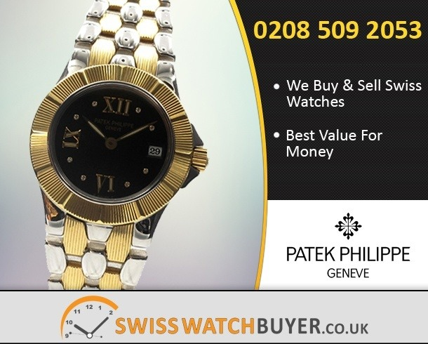 Sell Your Patek Philippe Neptune Watches