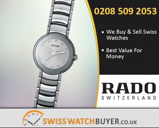 Buy Rado Coupole Watches