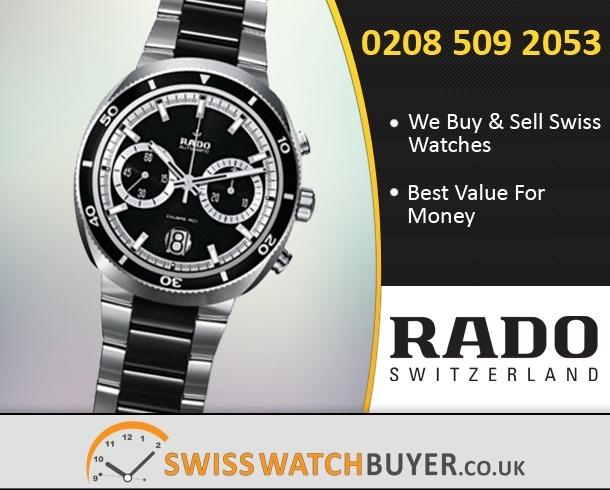 Buy Rado D-Star Watches