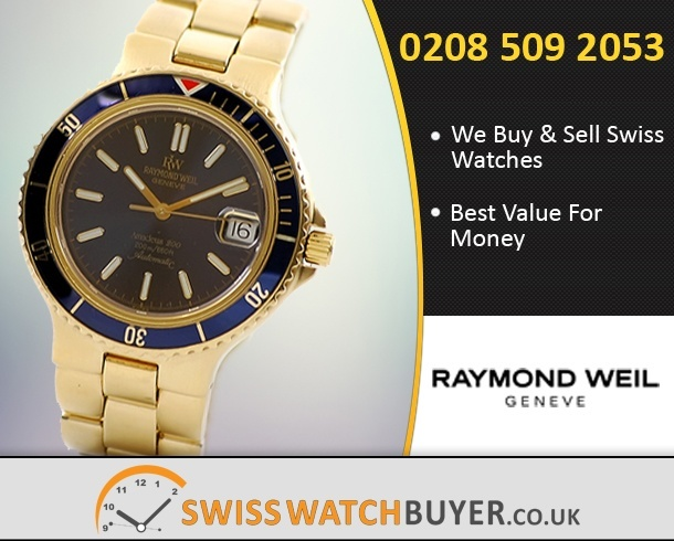 Buy or Sell Raymond Weil Amadeus 200 Watches