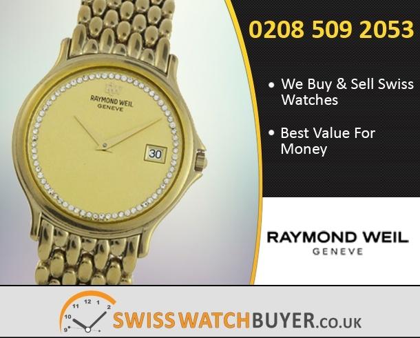 Raymond Weil Chorus Men\'s Watches For Sale, Lowest Prices | Swiss ...